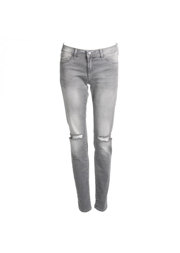 a5b9d5a962638 Pantaloni Abbigliamento Donna Kocca Grigio